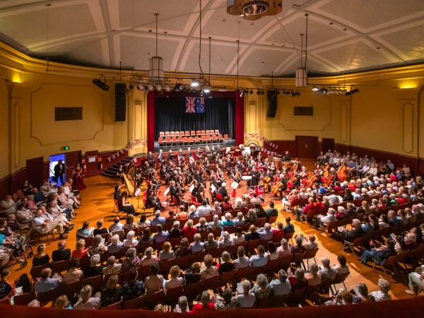 Norwood Concert Hall - Sunday December 09 2018-8