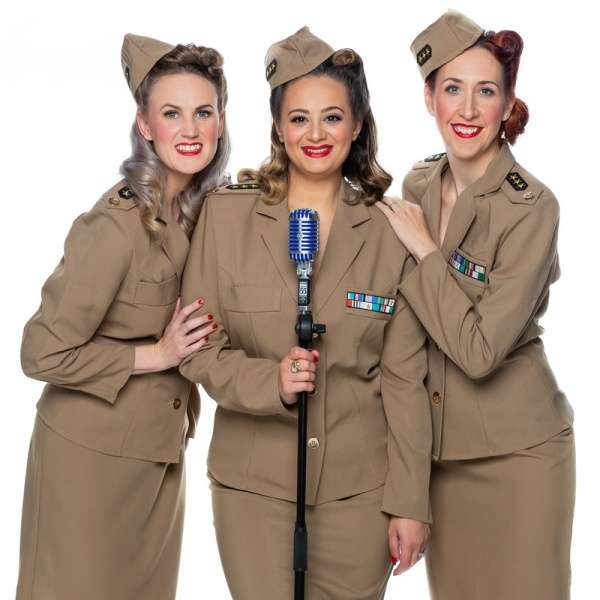 Image for An Andrews Sisters Tribute