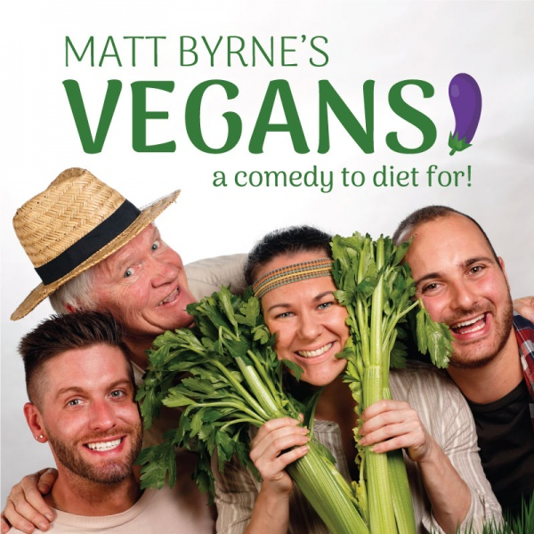 Image for Matt Byrne's Vegans