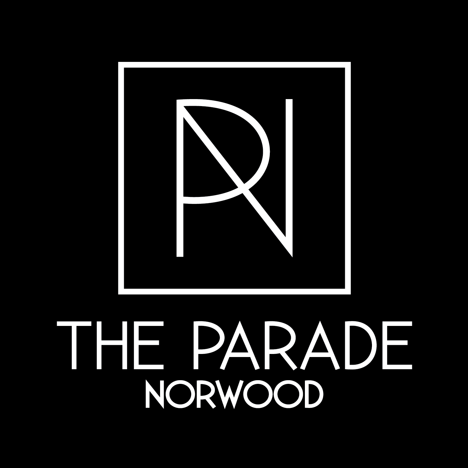 Logo for The Parade, Norwood